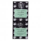 Apivita Beauty Express Moisturizing And Refreshing Face Mask With Aloe 2x8ml