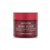 Apivita Wine Elixir Wrinkle And Firmness Lift Cream  Light Texture 50ml