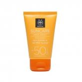 Apivita Face Cream Anti Taches Spf50 50ml