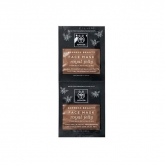 Apivita Express Gold Firming And Regenerating Mask With Royal Jelly 2x8ml