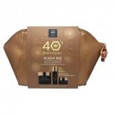 Apivita Queen Bee Holistic Age Defense Cream Light Texture 50ml Coffret 3 Produits 2019