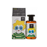 Apivita Kids Shampoo With Chamomile German And Honey 200ml