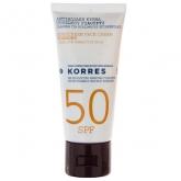 Korres Crème Solaire Visage Spf50 50ml