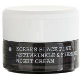 Korres Pin noir Crème De Nuit Anti-Âge Lift-Fermeté Tous Types De Peaux 40ml