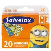 Salvelox Minions Pansements 20 Unités