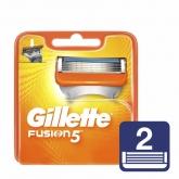 Gillette Fusion Proglide Lames De Rasoir 3 Unités