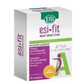 Esi Fit Active le Métabolisme Supplément Alimentaire Avec Caféine 40 Comprimés