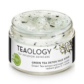 Teaology Green Tea Detox Facial Scrub 50ml
