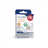 Pic Aquabloc  Waterproof Plasters Mix 20 Units
