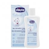 Chicco Natural Sensation Bath Shampoo No Tears 200ml
