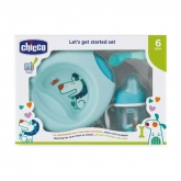 Chicco Let's Get Started 6m+ Blue Set 3 Parti 2019