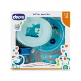 Chicco All You Need 12m+ Blue Set 5 Parti 2019