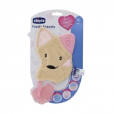 Chicco Fresh Friends Anneau De Dentition 3 En 1 Rose 4m+