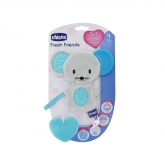 Chicco Fresh Friends Anneau De Dentition 3 En 1 Bleu  4m+