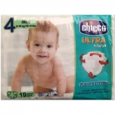 Chicco Dry Fit&Fun Maxi Couches Taille 4 8-18kg 19 Unités