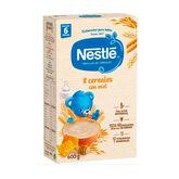 Nestlé Papilla 8 Cereals With Honey and Bífidus 600g