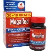 MegaRed Omega 3 Krill Oil 40 Capsules
