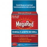 MegaRed Omega 3 Krill Oil 60 Capsules