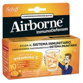 Airborne Effervescent Tablets With Vitamin C 10 Units