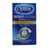 Optrex Doble Acción Splash Gouttes Démangeaison Yeux 10ml