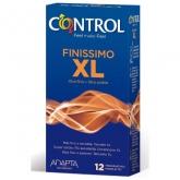 Control Finissimo XL Préservatifs 12 Unités