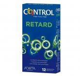 Control Retard 12 Préservatifs