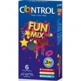Control Kukuxumusu Préservatifs Feel Fun Mix 6 Unités