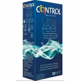 Control Ultra Feel Préservatifs 10 Unités