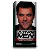 Just For Men Shampoo-in Haircolor Dark Brown Black 66ml