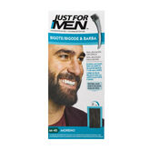 Just For Men Mustache Beard and Brown Pins 28.4g