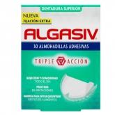 Algasiv Adhésifs Pour Prothèses Dentaires 30 Coussinets Supérieurs