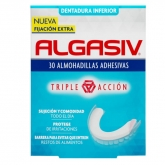 Algasiv Denture Fixative Seals Down 30 Units