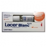Lacer Blanc Plus Whitening Toothpaste D-Citrus 125ml + Mouthwash 100ml
