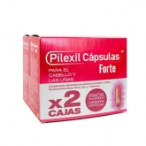 Pilexil Forte Capsules For Hair And Nails 2x100 Units