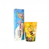 Lacer Pour Enfants Dentifrice Gel Fraise 75ml Set 2 Produits