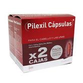 Pilexil Hair And Nail Capsules 2x100 Units