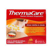 Thermacare Thermal Patches Terapeutic Neck Shoulders & Dolls 6 Units