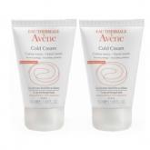 Avene Pack Cold Cream Crème Mains 2x50ml