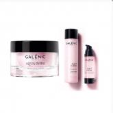 Galenic Aqua Infini Creme Fraîcheur 50ml Coffret 3 Produits 2018