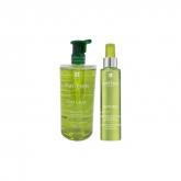 Rene Furterer Naturia Shampooing 500ml + Spray Démêlant Coffret 2 Produits
