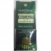 Rene Furterer Melaleuca Shampooing Antipelliculaire 150ml Coffret 2 Produits (Pellicules Sèches)