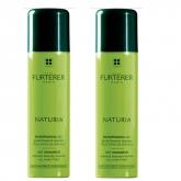 Rene Furterer Naturia Shampooing Sec 2x150ml