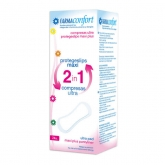 FarmaConfort Pantyliners Maxi 2in1 Sanitary Napkin Ultra 24 Units