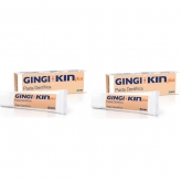Gingi Kin Plus Dentifrice 2x125ml