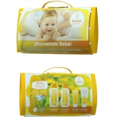 Weleda Baby Calendula Cream Bath 200ml Set 5 Artikel 2017
