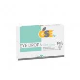 GSE Eye Drops Click Gouttes Stériles 10 Pipettes
