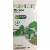 Morinder Moringa 870mg 50 Capsules