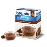 Bimanan Sustitutive Crèmes au Praliné 5 Unités