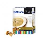 Bimanan Pro Crème aux Champignons 6 Unités