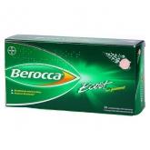 Berocca Boost 30 Compresse Effervescenti Guarana
